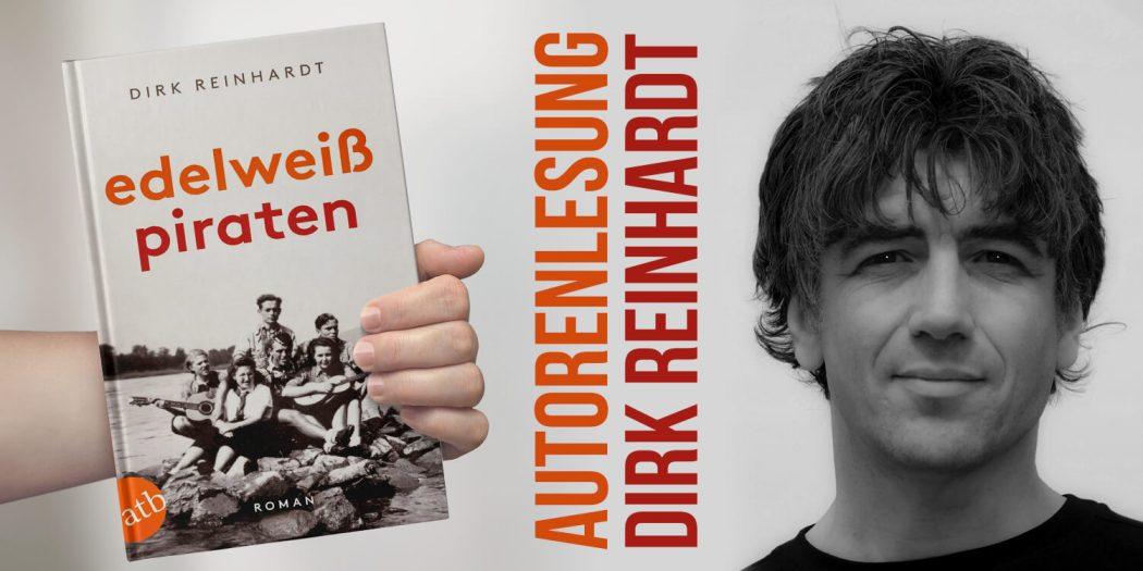 Autorenlesung Dirk Reinhardt