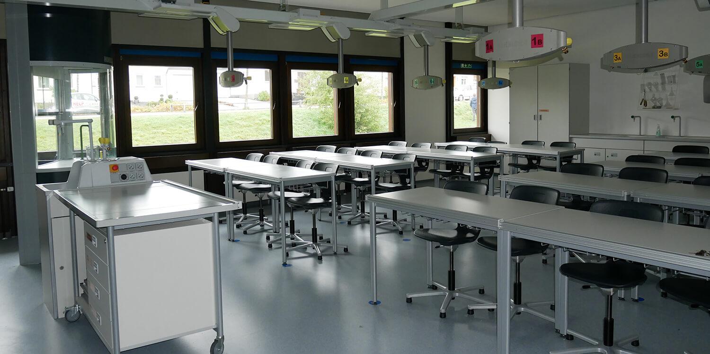 Chemiesaal
