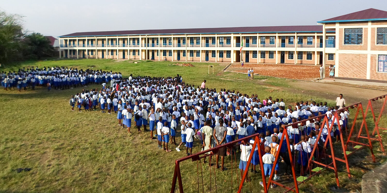 Partnerschule in Burundi