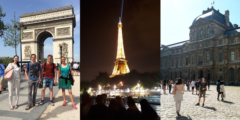 Parisfahrt