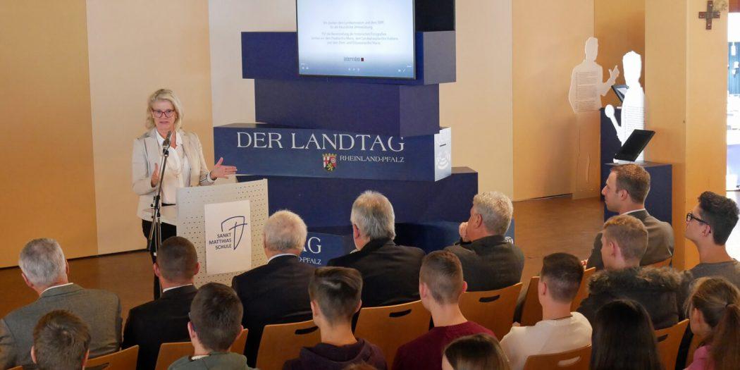 Eröffnung Landtagsausstellung