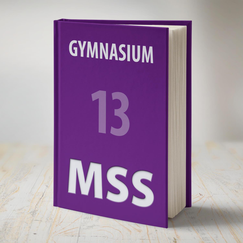 Bücherliste MSS 13